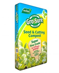 Gro-Sure Seed & Cutting Compost