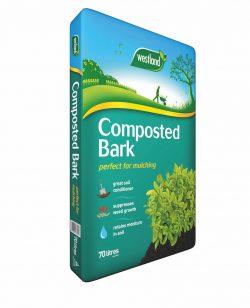 Composted Bark 70 litre